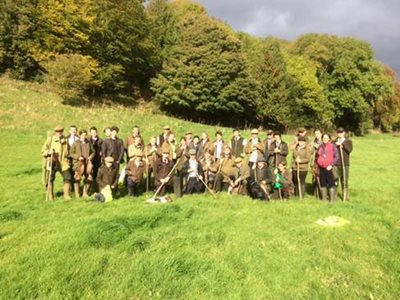 Milton Abbey - Shooting Season gets off to a Flying Start
